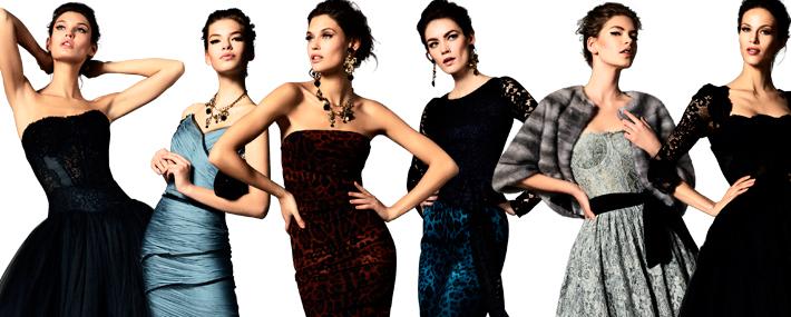 Наследие Dolce&Gabbana: корсетное платье