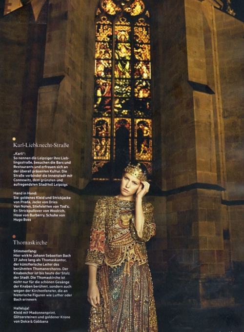 dolce-and-gabbana-mosaic-dresses-best-fashion-editorials-2013-stern-mode-germany-fw-13-14-690x940-vertical