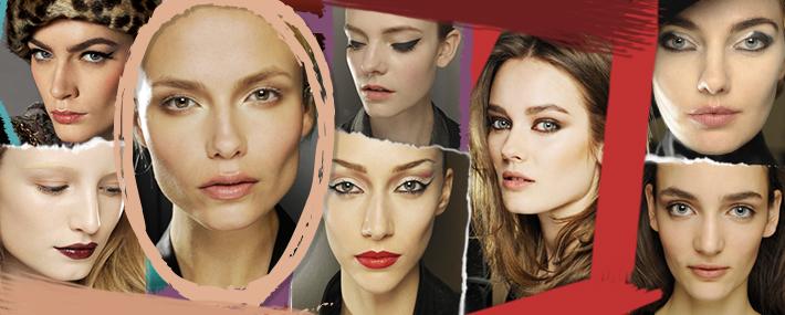 Тренды в макияже сезона FW13