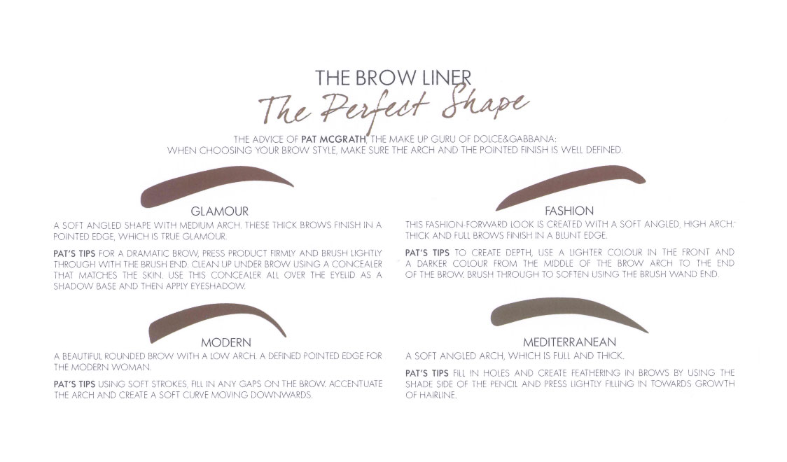 5 eyebrow-trends-2014-the-new-dolce-and-gabbana-makeup-brow-liners-for-a-perfect-look
