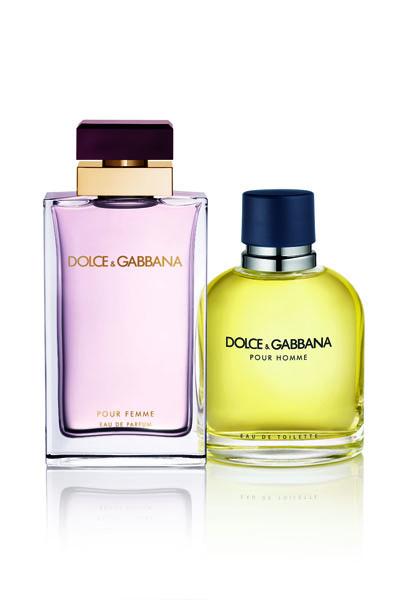 Dolce&Gabbana Pour Femme и Pour Homme