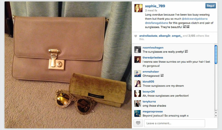 sophie-turner-photos-in-dolce-and-gabbana-instagram-sunglasses-clutch