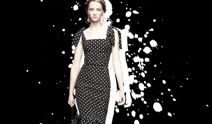 dolce-and-gabbana-polka-dot-dresses-for-spring-summer-2014-polka-dots-print-cady-dress