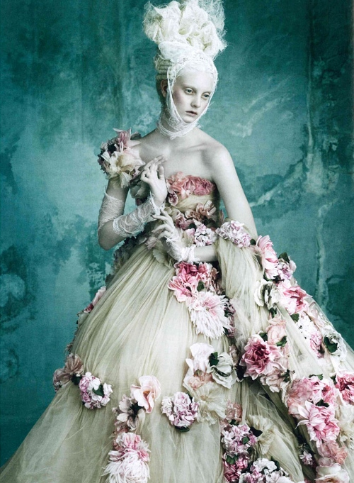 dolce-and-gabbana-alta-moda-spring-summer-2014-marie-antoinette-on-vogue-germany-shots-silk-flower-application-gown (500x681)