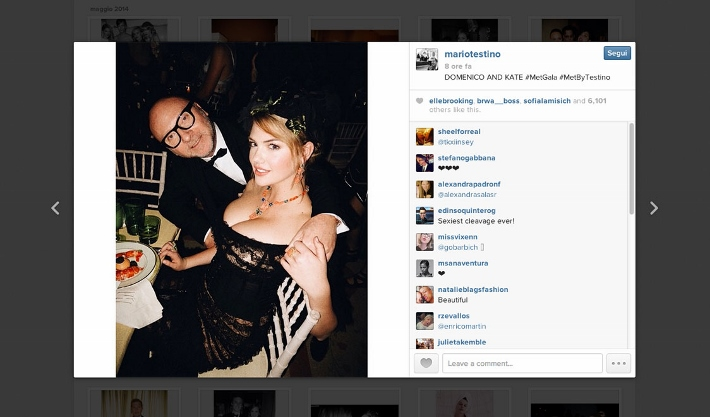 best-celebrity-instagram-pictures-met-gala-2014-dolce-and-gabbana-domenico-dolce-and-kate-upton (710x417)
