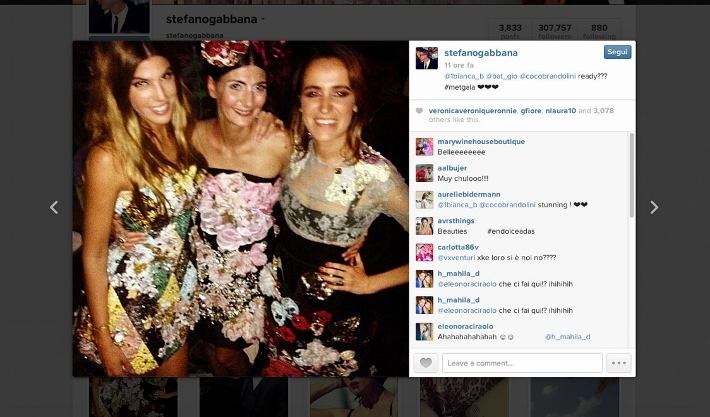 best-celebrity-instagram-pictures-met-gala-2014-dolce-and-gabbana-giovanna-battaglia-coco-and-bianca-brandolini (710x417)
