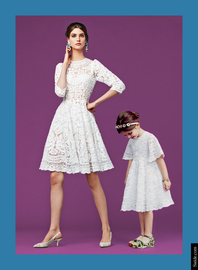 mother-and-daughter-matching-dresses-ideas-from-dolce-and-gabbana-fall-winter-2014-15-embroidered-net-dress