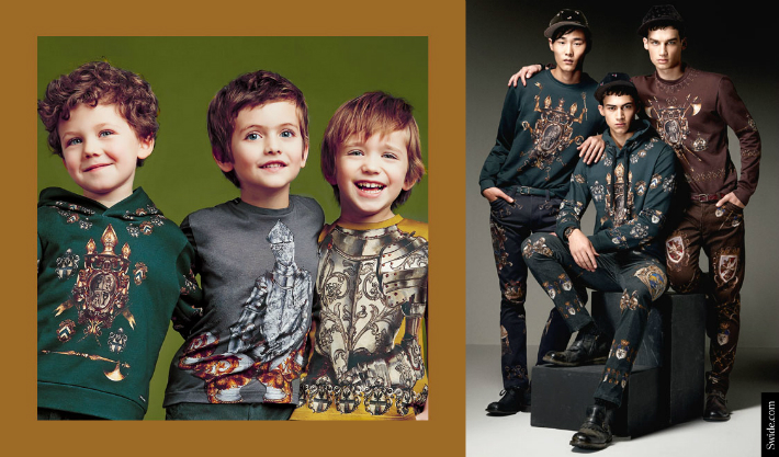 father-son-matching-dresses-ideas-from-dolce-and-gabbana-fall-winter-2014-15-prints