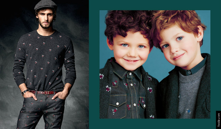 father-son-matching-dresses-ideas-from-dolce-and-gabbana-fall-winter-2014-15-embroidered
