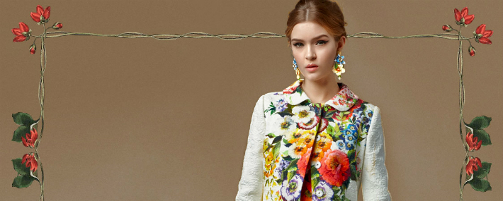 look-of-the-day-dolce-and-gabbana-fall-2014-pre-collection-womenswear-floral-print-brocade-matching-coat-and-dress-cover