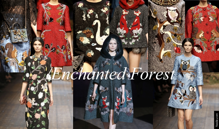 fall-winter-2014-2015-fashion-trends-the-dolce-and-gabbana-must-buys-enchanted-forest