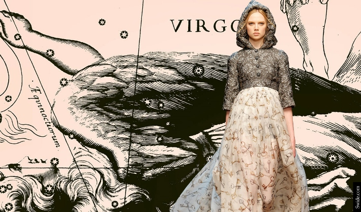 find-the-perfect-birthday-gift-ideas-for-virgo-woman-according-to-the-horoscope-mix-and-match-brocade-and-chiffon-dress (710x417)