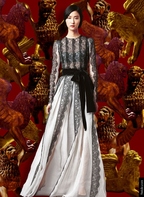 red-carpet-inspiration-for-venice-film-festival-2014-with-dolce-and-gabbana-fw-2014-2015-chiffon-and-lace-dress (500x681)