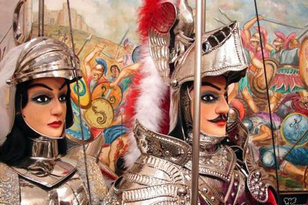 Сицилийские марионетки и Dolce&Gabbana SS2013