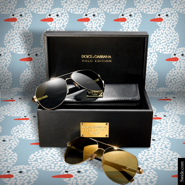 top-10-christmas-gift-ideas-2014-for-men-best-presents-for-cool-boyfriend-gold-sunglasses