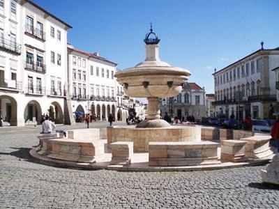 Эвора, Португалия