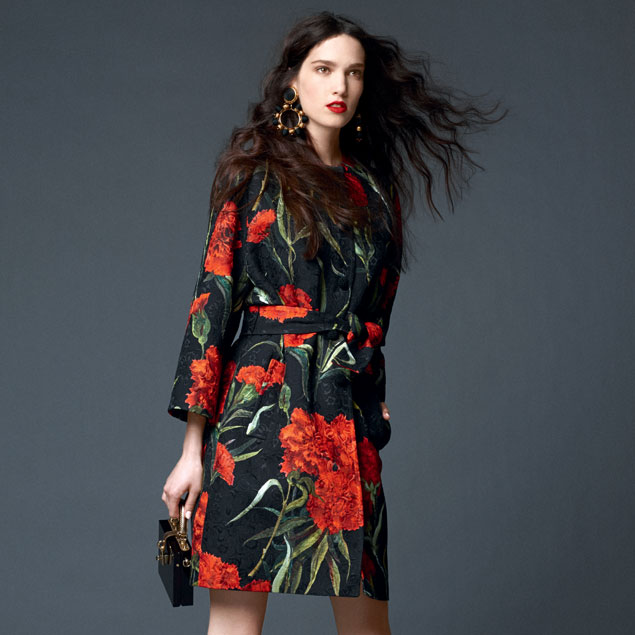 dolce-and-gabbana-spring-summer-2015-preview-shop-online-the-looks-carnations-print-coat