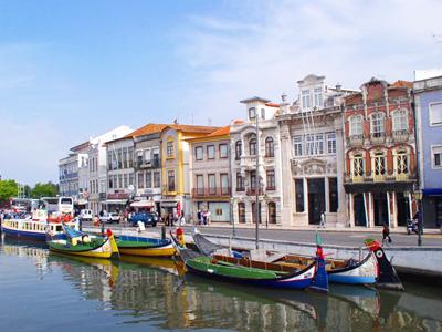 Авейру, Португалия