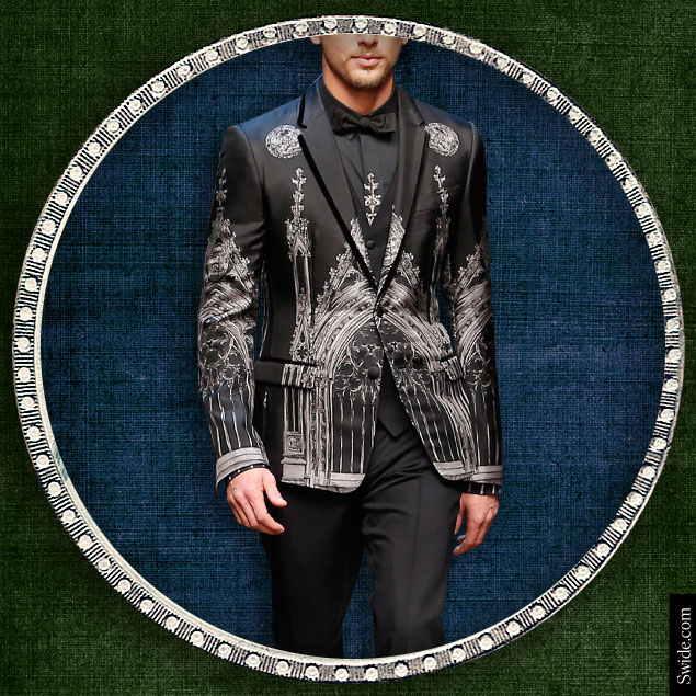 christmas-party-looks-ideas-for-2014-for-man-medieval-print-suit