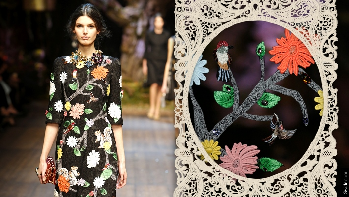 dolce-and-gabbana-fall-winter-2014-15-patchwork-birds-embroidered-dress (710x401)