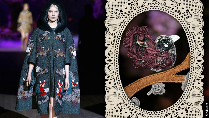 dolce-and-gabbana-fall-winter-2014-15-patchwork-robin-embroidered-cape (710x401)