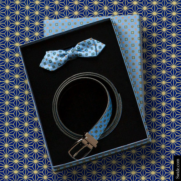last-minute-christmas-gift-ideas-2014-for-men-best-stocking-fillers-blue-bowtie-and-belt-gift-set