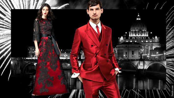 new-years-eve-2015-party-looks-ideas-dolce-and-gabbana-ss-2015-collection-for-him-and-for-her-crimson-couple