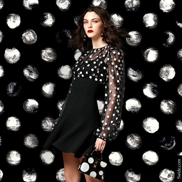 polka-dots-3-glamorous-outfit-ideas-from-dolce-and-gabbana-spring-summer-2015-embroidered