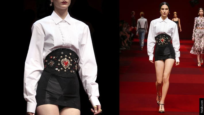 Dolce-and-Gabbana-matador-outfits-Spring-Summer-2015-white-shirt (710x401)