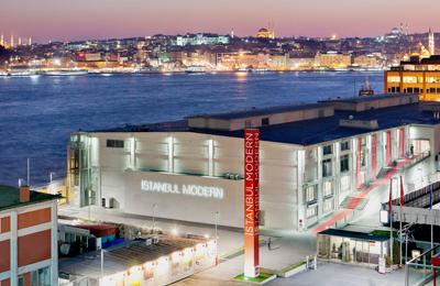 Музей современного искусства, Стамбул