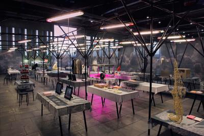 Стамбульская Биеннале Дизайна: Соединение Понятий, Надин Эльфенбайн