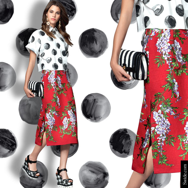 Spring-summer-2015-fashion-trends-long-skirts-from-dolce-and-gabbana-06