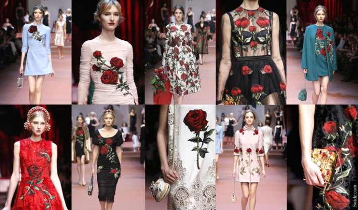 dolce-and-gabbana-fall-winter-2015-2016-women-fashion-show-review-and-inspiration-roses