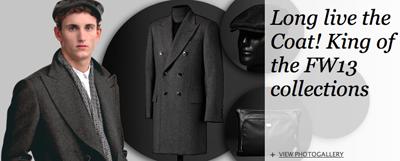 Пальто Dolce&Gabbana FW13