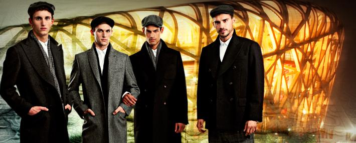 Мужские пальто из коллекции Dolce&Gabbana FW13