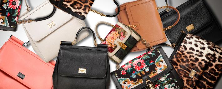 Коллекция сумок Dolce&Gabbana FW13