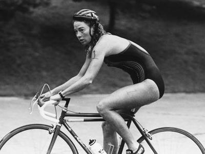 Джули Мосс, легенда Ironman