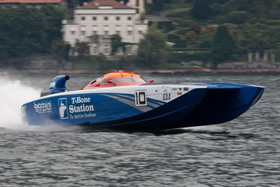 World Powerboat Championships 2012, Черноббио