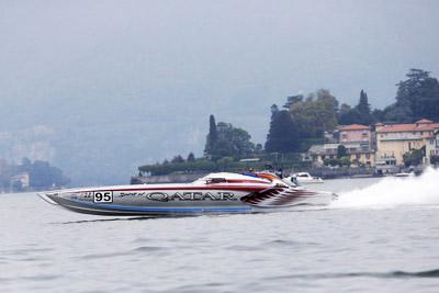 World Powerboat Championships 2012, Гран-при Италии