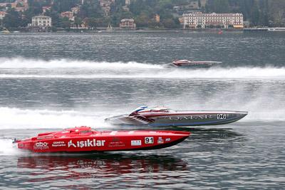 World Powerboat Championships 2012, озеро Комо
