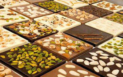 Eurochocolate 2012, шоколад
