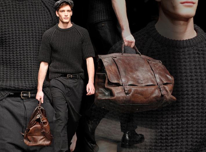 Мужская коллекция Dolce&Gabbana FW13, джемпер