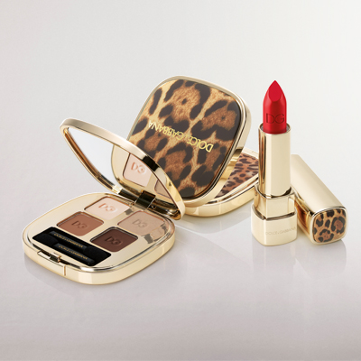 Декоративная косметика Dolce&Gabbana FW13: Animalier Collection