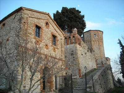 Замок Монтебелло, Торриана