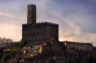 Башня Зла, Замок Поппи