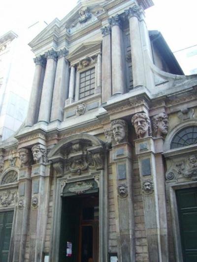 Церковь Святой Радегунды, Милан