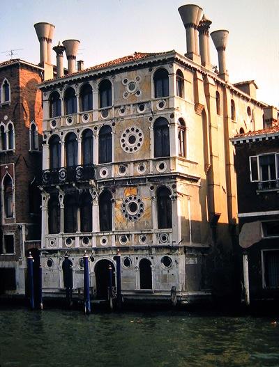 Ка' Дарио, Венеция