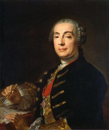 Портрет Франческо Бартоломео Растрелли