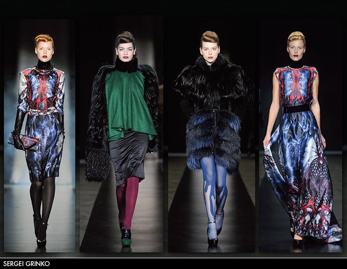 Dolce&Gabbana Spiga 2: модный дизайнер Сергей Гринько