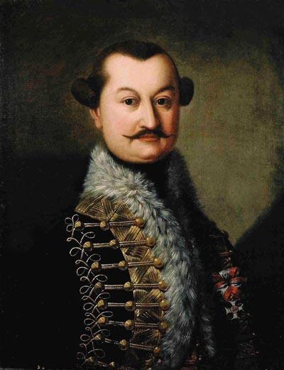 Мартин Кнежевич, полковник хорватского гусарского полка